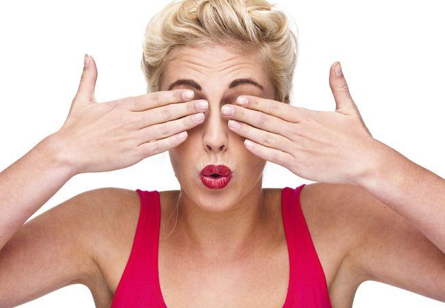 5 Erros que forçam pele para fora