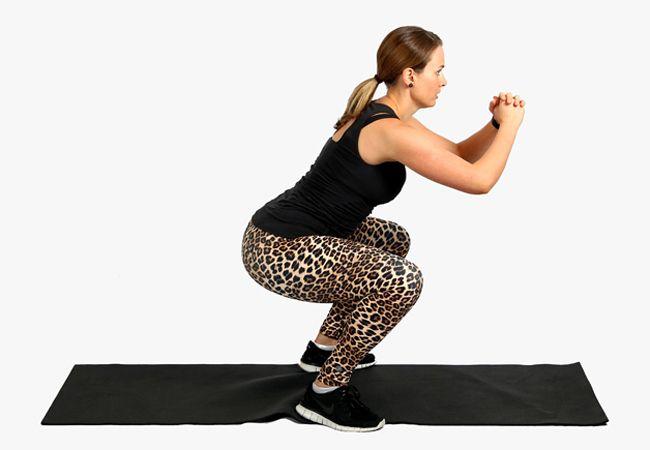 5 Novos squats para tentar hoje!