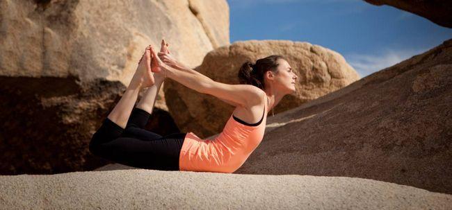 5 Exercícios de yoga para uma melhor digestão
