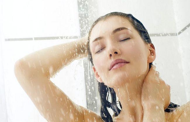 Morno, Showers