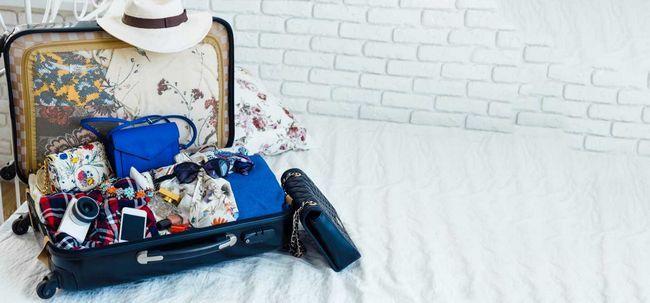6 Produtos de beleza que deve ir com você em um feriado