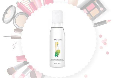 Matrix Biolage profundo Smoothing Serum1 cabelo