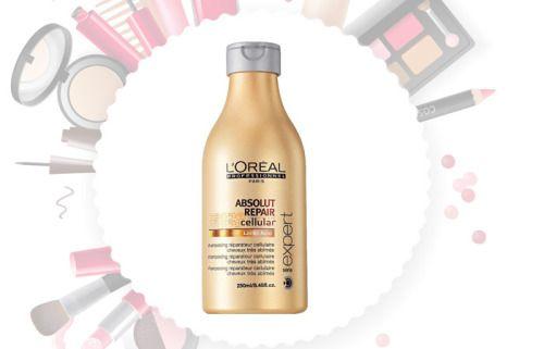 Loreal Paris Professionnel Expert Serie - Reparação Absolut Shampoo Cellular