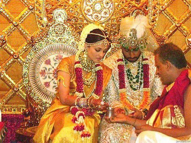 Casamento Aishwarya Rai
