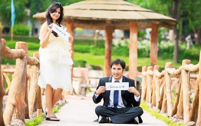 7 Ideias subtis para photoshoots pré-casamento num ambiente indiano você deve tentar
