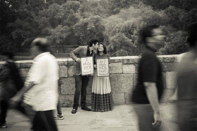 Pré fotos do casamento