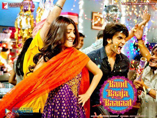 Anushka Sharma Outfit Em Banda Baaja Baraat7