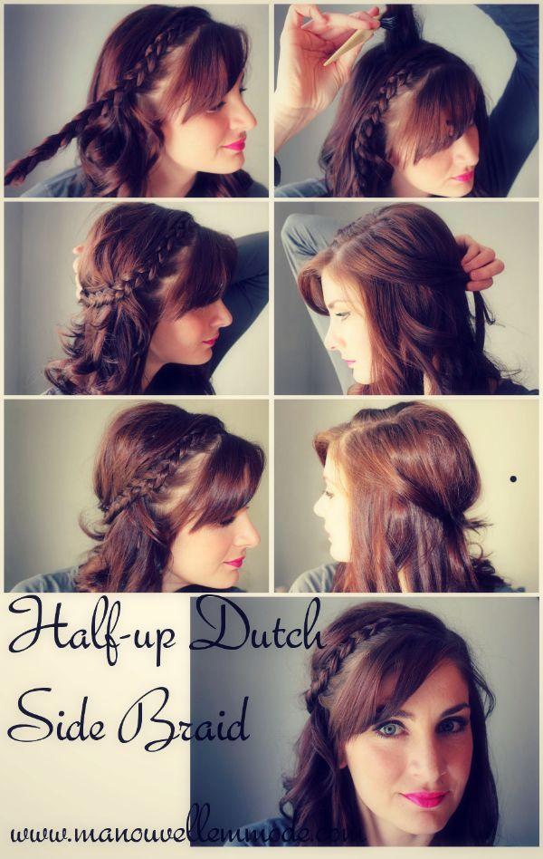 8 Penteados para vestir um arco: tutoriais de cabelo