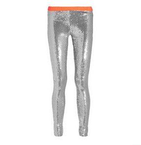 9 Calças de lantejoulas chamativo e leggings para um olhar ultra-radiante