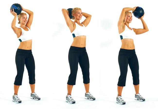 Em todo o mundo - os treinos Medicine Ball - Mulheres`s Health & Fitness