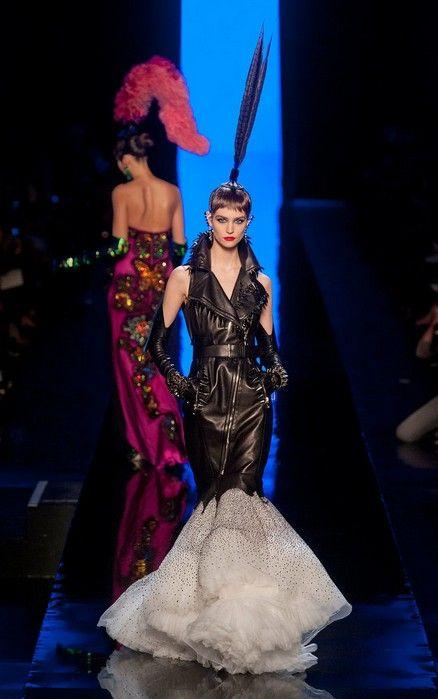 Jean Paul Gaultier Haute Couture Primavera 2014