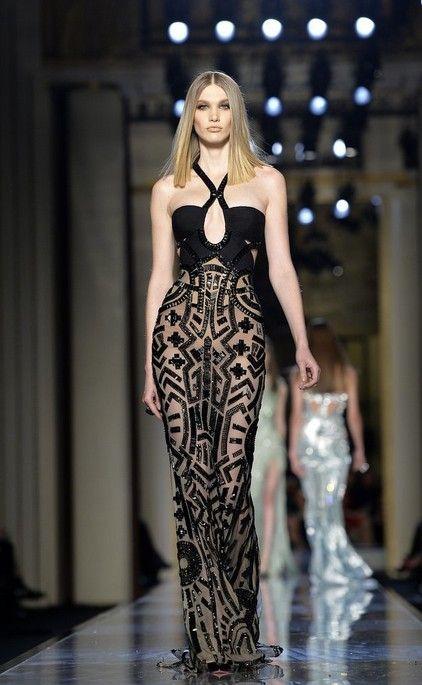 Primavera Atelier Versace Haute Couture 2014