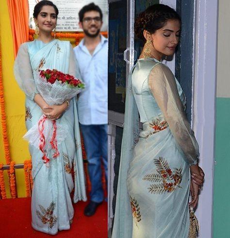 Sonam Kapoor Moda