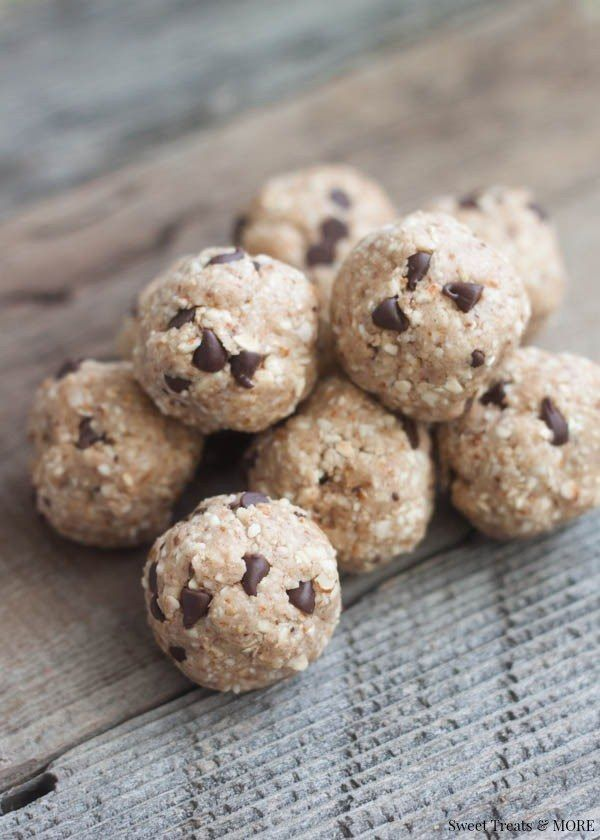 Biscoito de Chocolate Massa mordidas Proteína