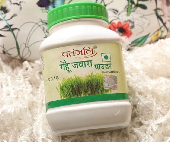 Como usar wheatgrass de pele cuidados com dois pacotes