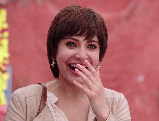 Anushka Sharma maquiagem no PK
