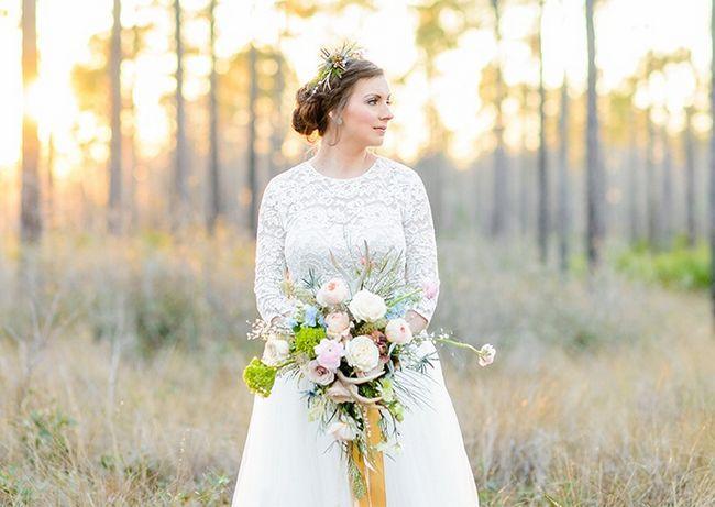 E Donts de escolher o seu vestido de casamento