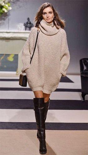 Camisola estilo de rua Vestindo Ideas