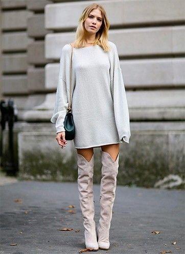 Moda camisola para mulheres