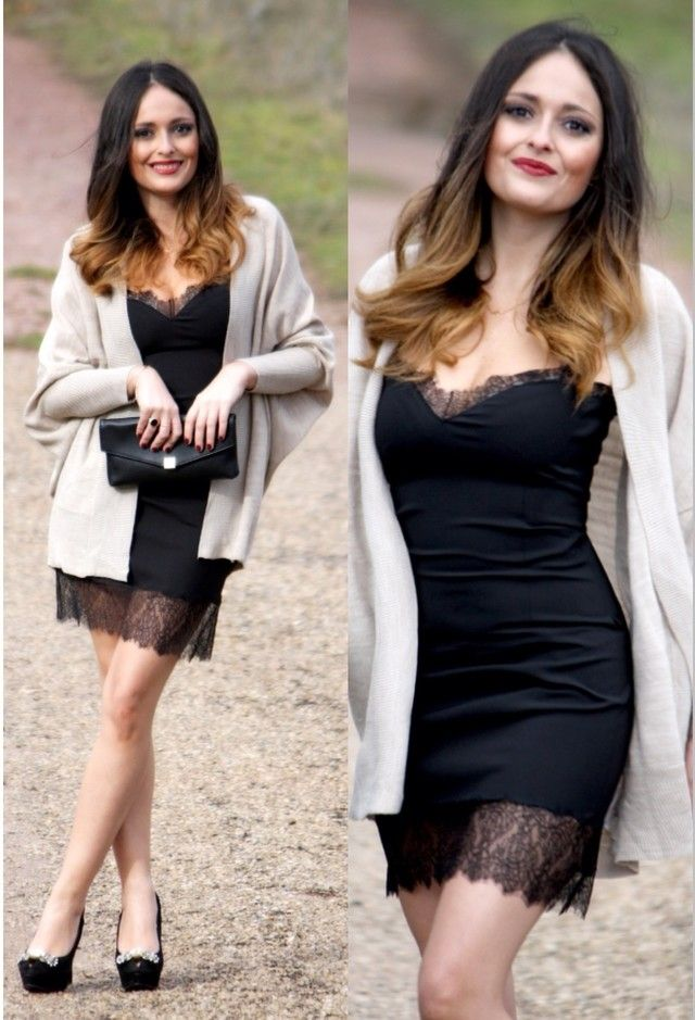 Seja uma senhora encantadora com rendas: rendas feminino saias, vestidos e blusas