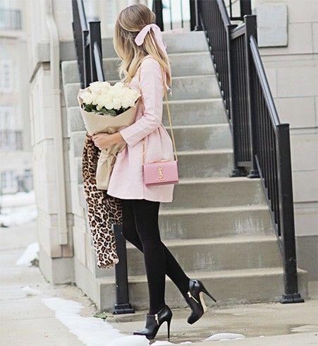 saias de tule rosa
