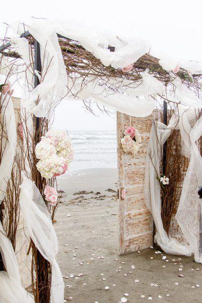 Ideias do casamento de praia para cada menina