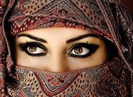 Segredos de beleza das mulheres árabes