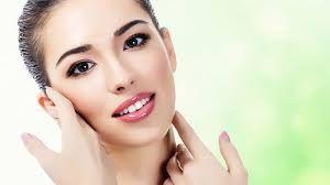 Beleza tendência-obter o brilho com a ajuda de medi-faciais