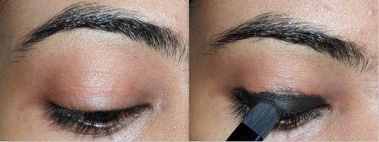 Nupcial tutorial de maquiagem dos olhos - look de noiva vermelho e bronze de 88 paleta