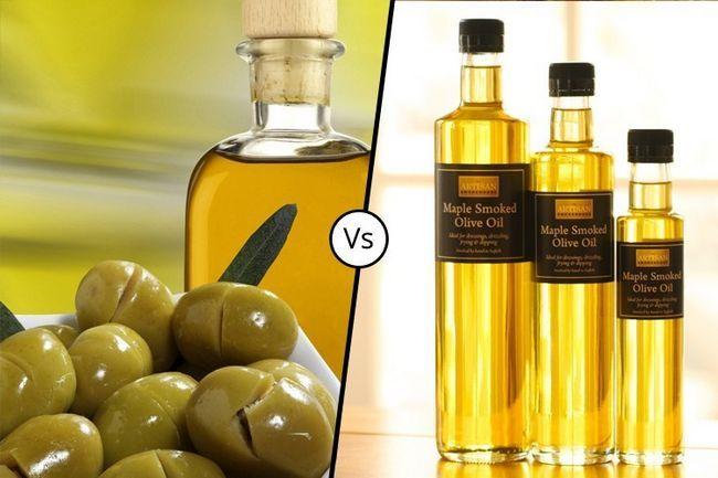 Benefícios do azeite biológico contra azeite regulares