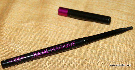 Loreal-Magique-Kajal-Black