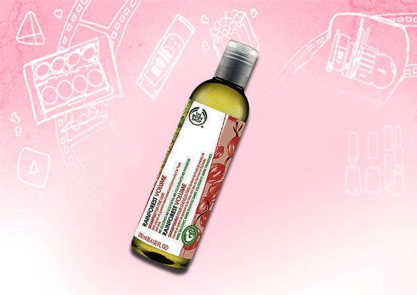 loja de corpo shampoo floresta volumising