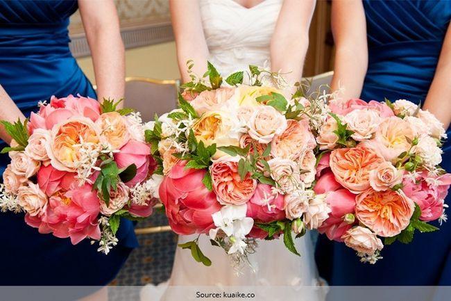 Melhores bouquets de casamento: realizar bouquets de noiva bonita em seu casamento