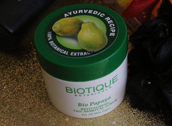 Biotique bio papaya avaliação revitalizante matagal