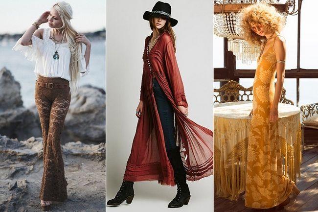 Bohemian Gypsy Moda