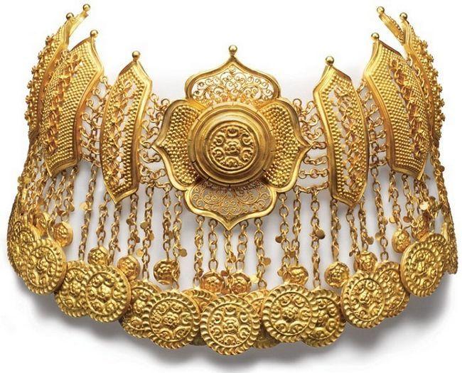 Tarun Tahiliani-azva-nupcial-jóias-collection