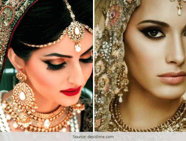 Dicas de maquiagem de noiva para ajudá-lo parecido com um milhão de dólares