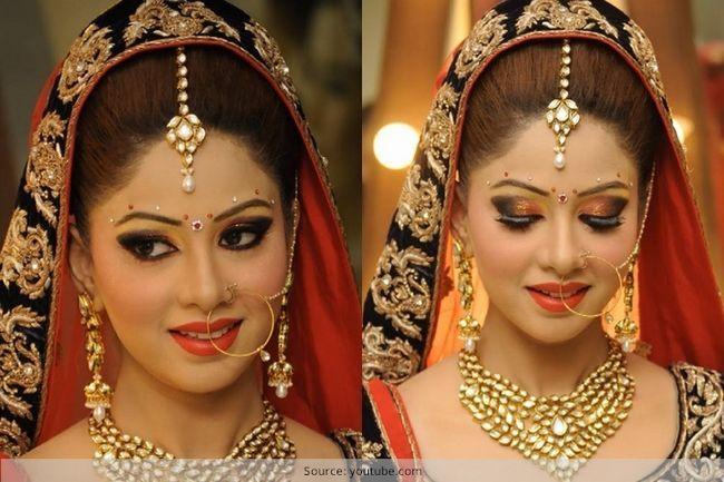 Prós e contras da noiva na maquiagem de noiva, nupcial-desgaste e jóias de noiva