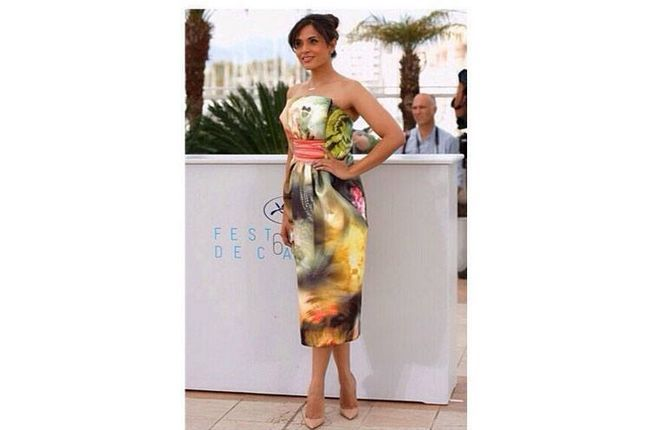 richa Chadda photoshoot masaan em Cannes 2015
