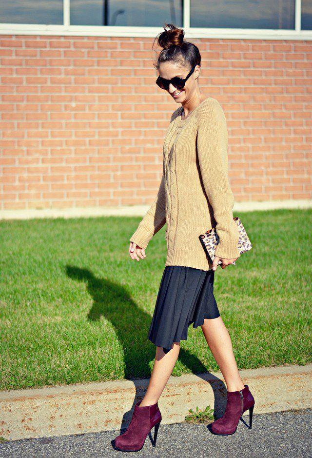 Idea Outfit queda bonita com Jumpers
