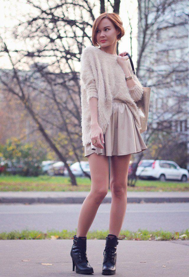 Idea Outfit bonita da queda