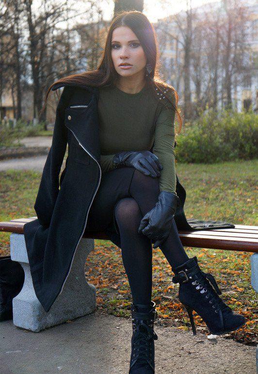 Casual-chic Idea Outfit para o Outono