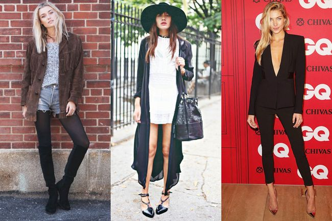 Flaunt o estilo