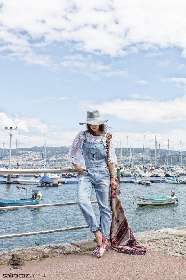 Chic e ideias roupa casual para as mulheres
