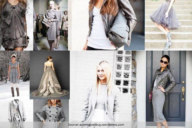 Shades Of Ideas Cinza Moda