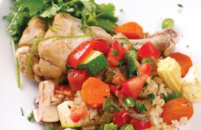 Frango hot pot receita - Receitas com frango - Mulheres`s Health & Fitness