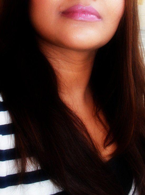colorbar creme toque clássico malva fotd + colorbar creme toque em meus lábios clássico malva sombra