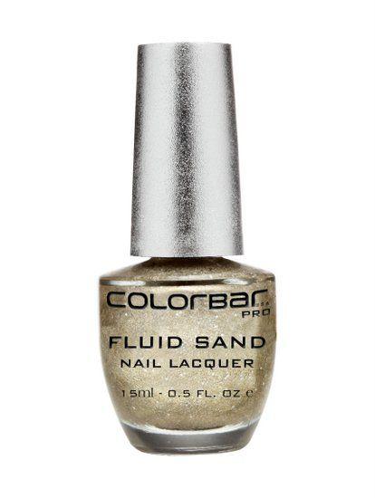 Colorbar Areia Fluid prego laca