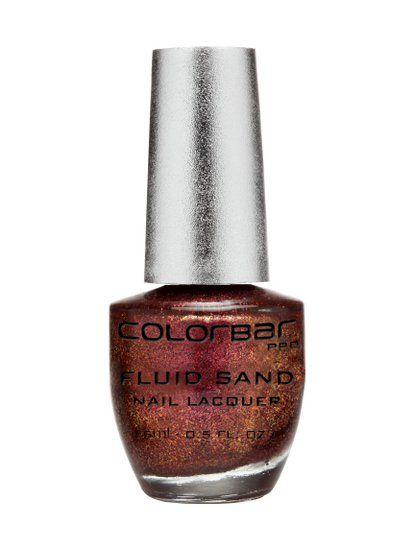 Colorbar Areia Fluid verniz para unhas (10)