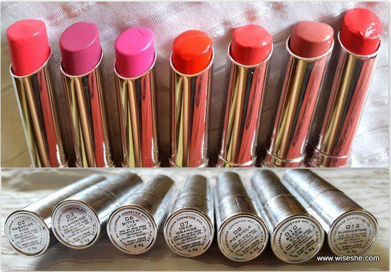 Colorbar-Sheer-Creme-Lust-Lipstick-Shades